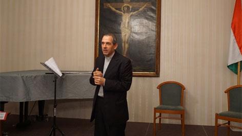 Varga Janos Pazmaneum