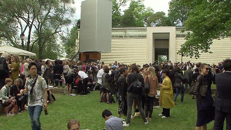 Österreich-Biennale-Pavillion