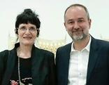 Renate Bertlmann und Thomas Drozda