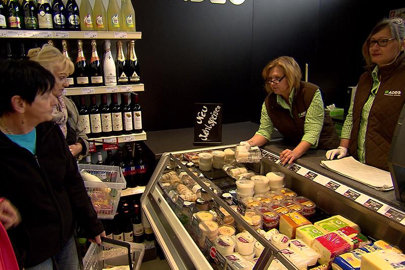 Lebensmittelgeschäft Nahversorger Blumau Neurißhof