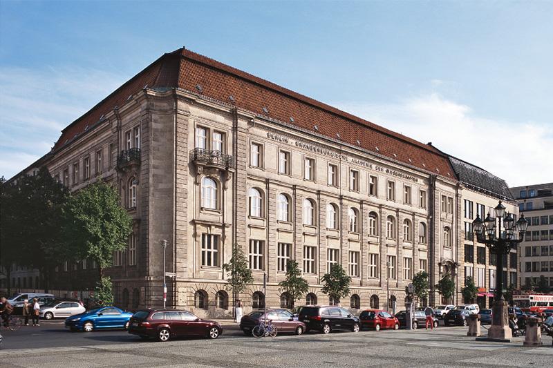 Berlin-Brandenburgische Akademie der Wissenschaften, Sitz der Einstein Stiftung