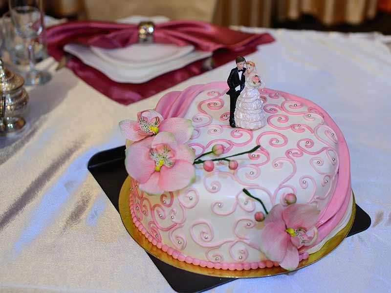 Heiraten Hochzeit Kuchen Torte