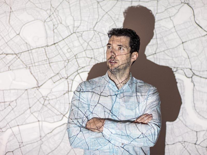 Philip Hungerländer Mathematiker Routen Heimlieferservice