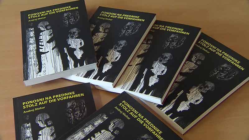 Buch Stolz auf die Vorfahren Andrej Mohar