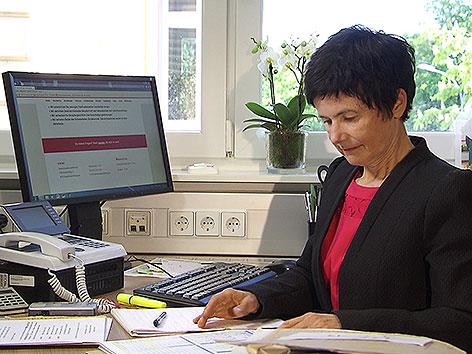 Angelika Schiwek Patientenanwältin