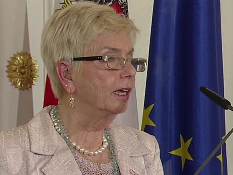 Katja Sturm Schnabl govor BKA dan osvoboditve