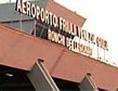 Trst Ronke letališče dei legionari FJK FVG Furlanija terminal aeroport Ronchi