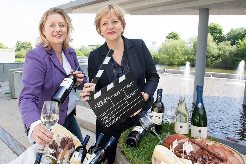 Wein für Filmfestspiele Cannes