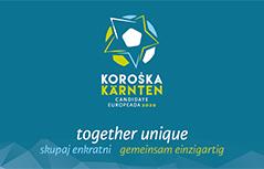 Europeada Koroška 2020 kandidatura Slovenska športna zveza