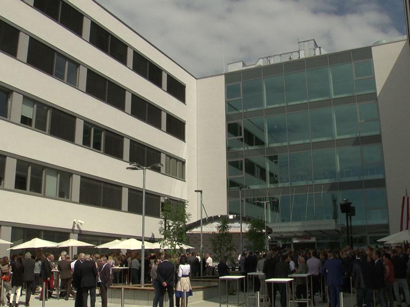 Finanzzentrum Kärnten Eröffnung