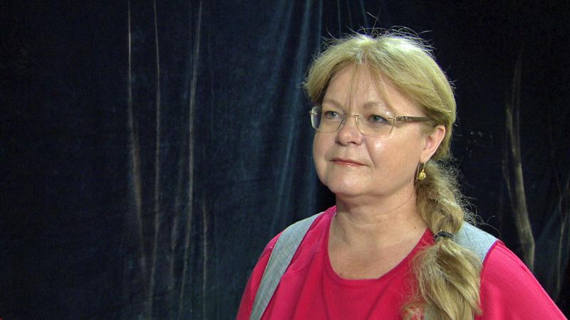 Margit Huber-Roth Novo Selo igrokaz Nikad mira va stanu