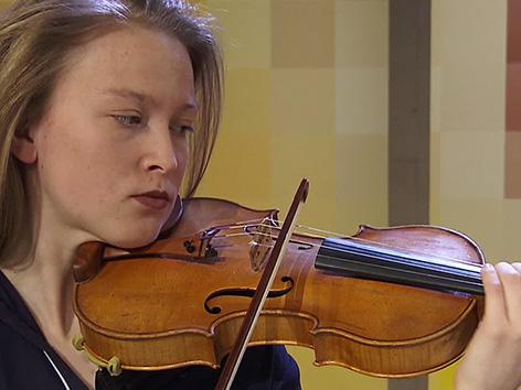 Lena Kolter violina