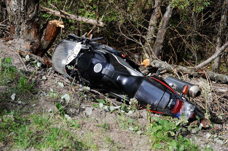 Tödlicher Motorradunfall in Ochensgarten