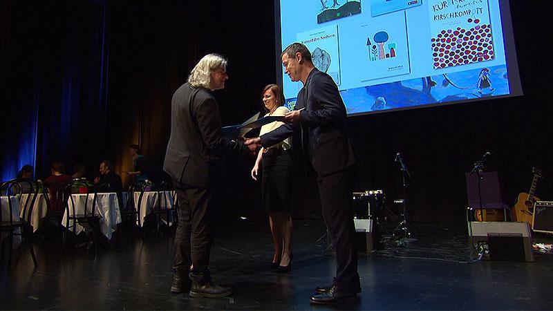 Verleihung Kinder- und Jugendbuchpreis