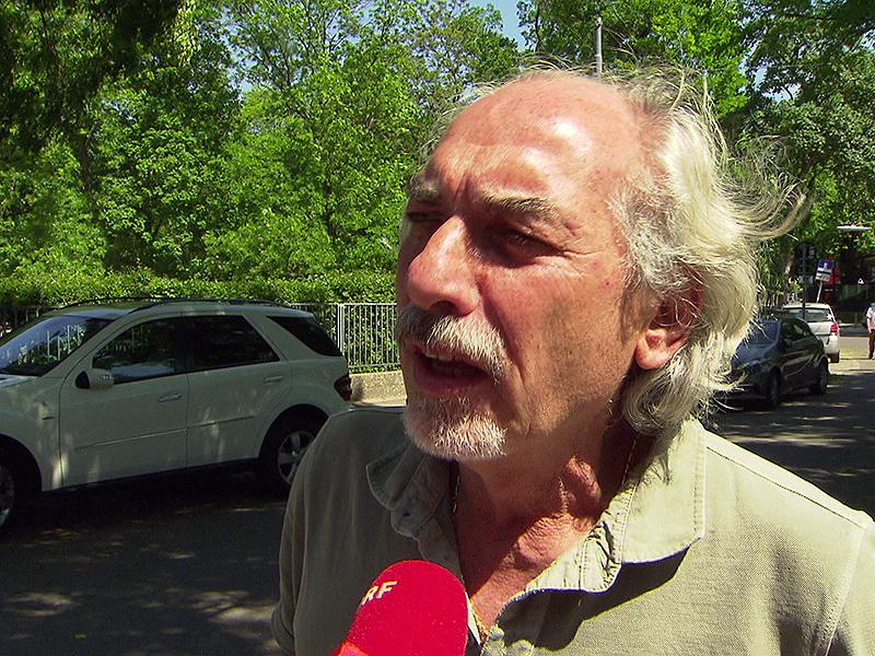 Peter Kleinmann, der Präsident des Österreichischen Volleyballverbands