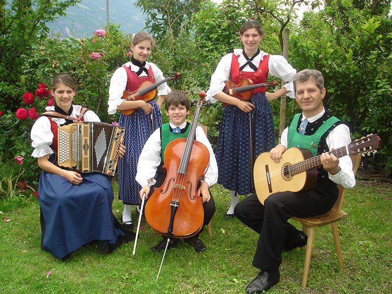 Geigenmusig Familie Platter