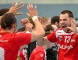 handball hard Finaleinzug