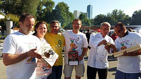 burgenlandi magyar kultúregyesület gulyásfesztivál nyertes