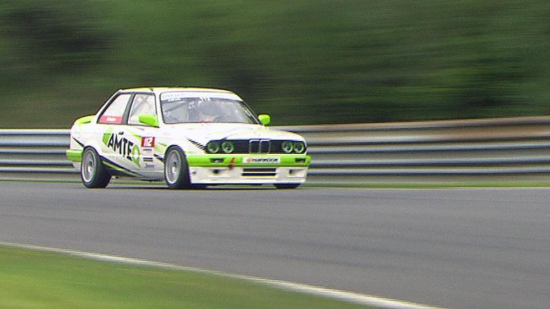 Jakob Schober BMW 325 Challenge Histo Cup