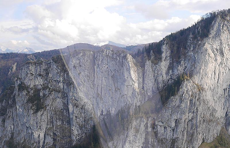 Klettersteig Mondsee : Deutscher aus klettersteig gerettet salzburg orf at