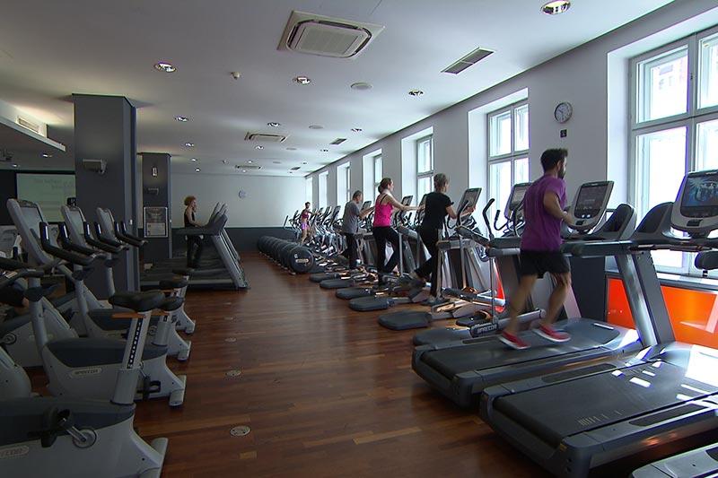 Sido Fitnesscenter Studio