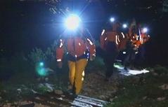 Bergrettung Bergretter Untersberg Suchaktion Suche Vermisster vermisst