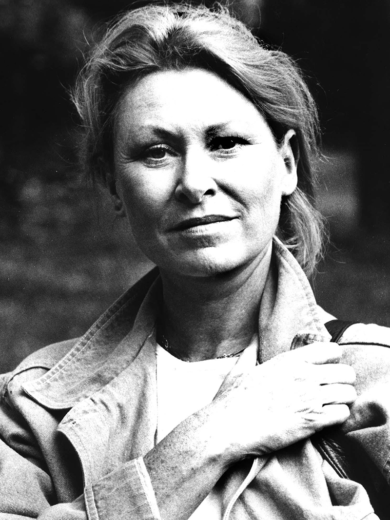 SUTTER Sonja