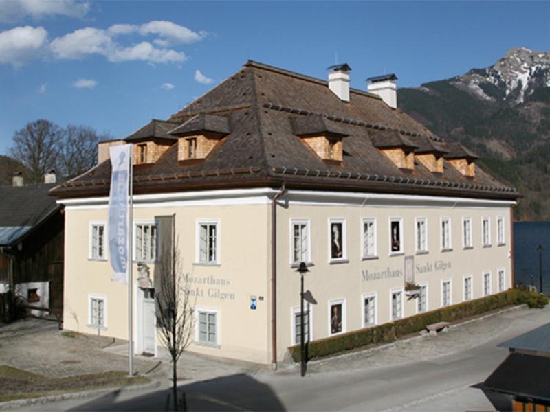 Mozarthaus St.Gilgen
