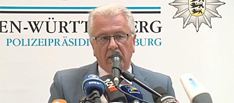 Pressekonferenz Endingen