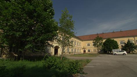 Spatenstich, Kaserne Neusiedl