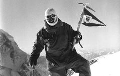 Marcus Schmuck auf dem Broad Peak, 9. Juni 1957