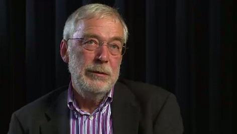 Hirnforscher Gerald Hüther