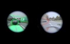 Brille für Autonomes Fahren, virtuell, AVL List