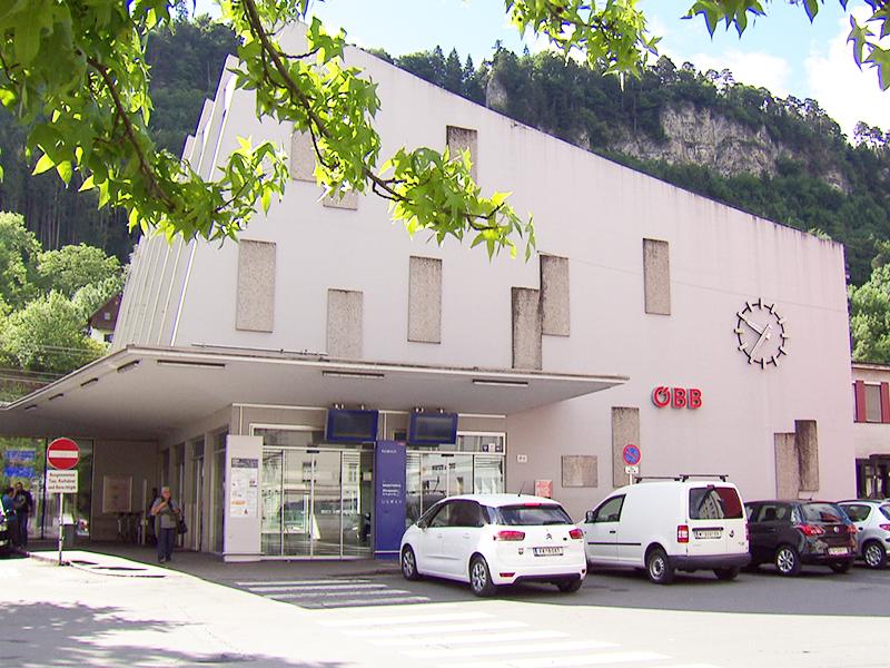 Neubau Bahnhof Feldkirch