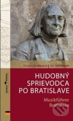 Musikführer Bratislava   Buchpräsentation in Wien