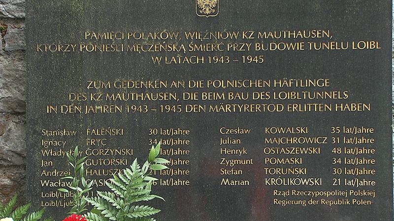 Loibl KZ Gedenkfeier