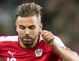 Lukas Hinteresser im Länderspiel gegen Malta
