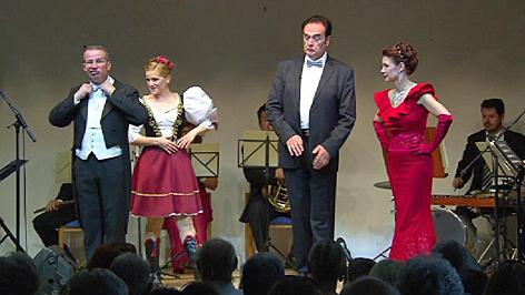 operettgála, felsőőr, 2017, pünkösd