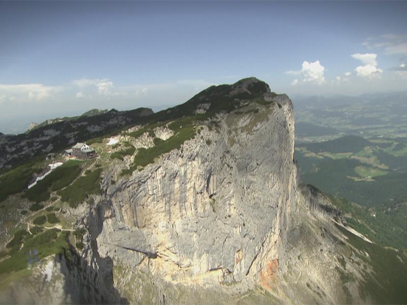 Viele Vermisste am Untersberg