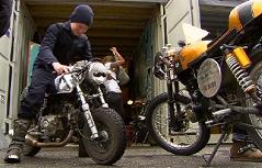 Motorradtreffen in Neukirchen