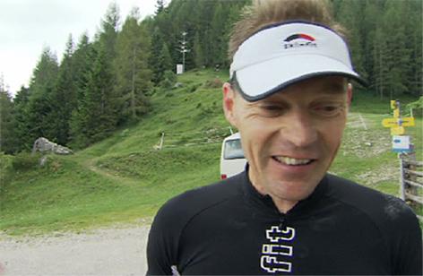 Ultraläufer Alexander Rabensteiner