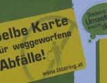 Gelbe Karte Umweltverband