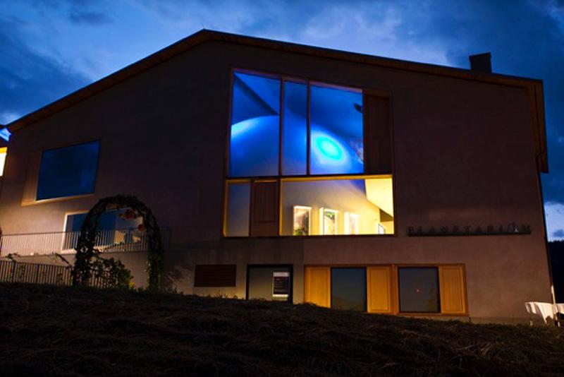 Planetarium Gummer