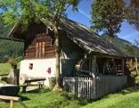 Alte Mühle in Ebenau