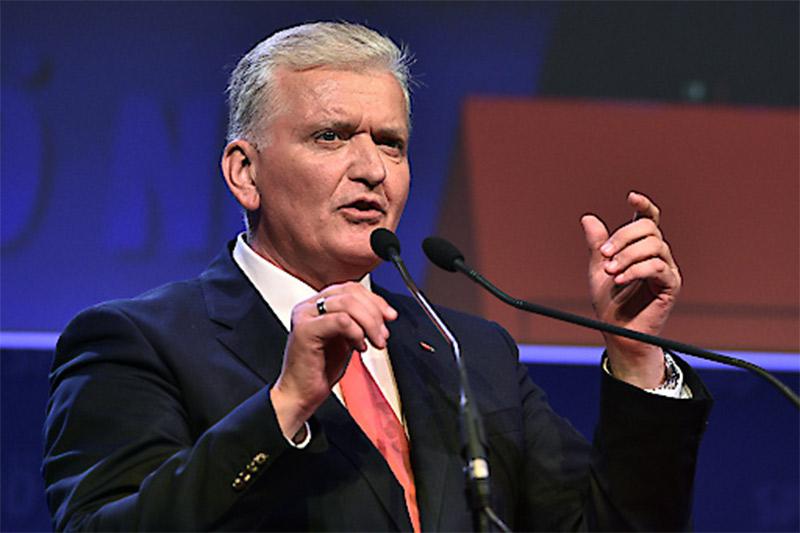 Franz Schnabl SPÖ Landesparteitag Rede