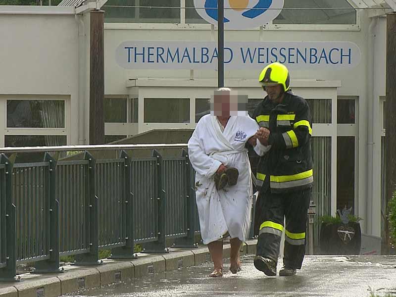 Unwetter Lavanttal St. Margarethen Weissenbach
