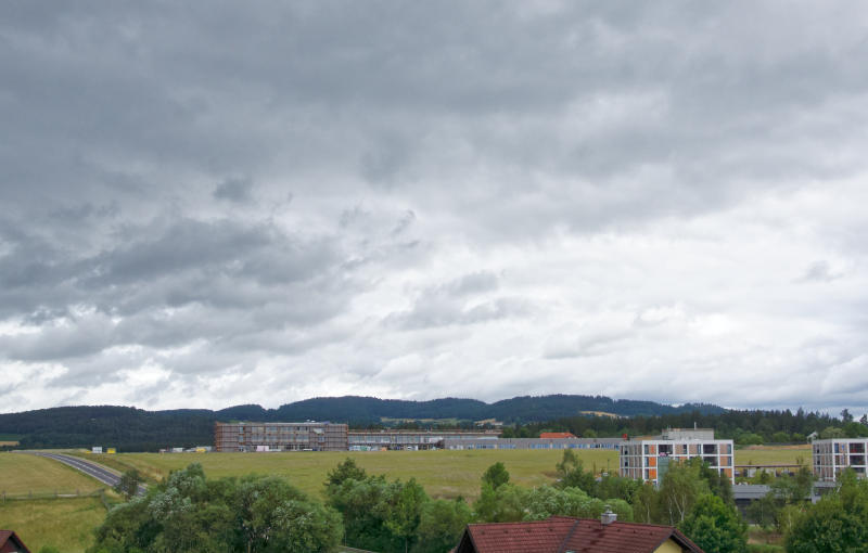 Neues Agrar-Bildungs-Zentrum in Hagenberg (ABZ)