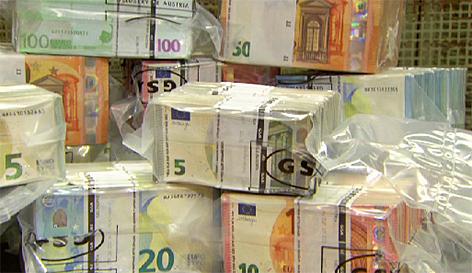 640.000 Euro Geld Parteienförderung