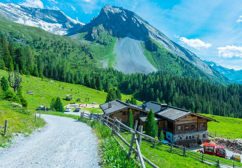 Grieralm Hütte