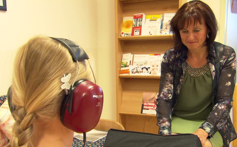 Hör-Screening für Vorschulkinder